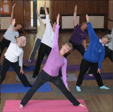 Byfleet Yoga Pilates Classes